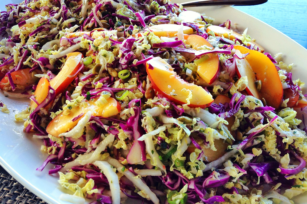 Nectarine-Slaw-is-Summer-in-a-Bowl